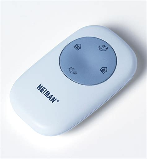 smart remote used for home automation system view