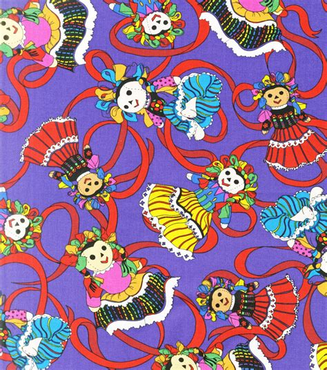 Novelty Quilting Fabric novelty quilt fabric baile folklorico jo