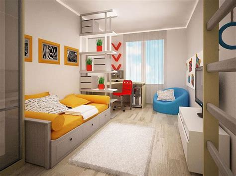 25 Modern Living Rooms 10 study area ideas for organized and modern kids room design
