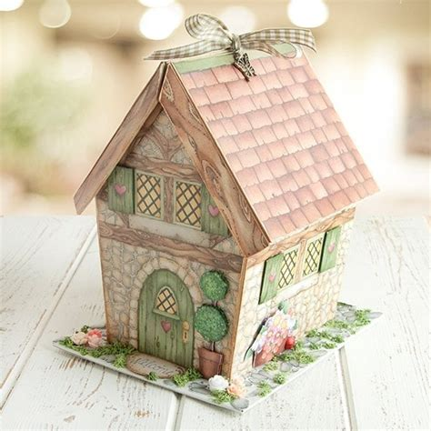 Hobby House by The Hobby House Hickory Cottage Kit The Hobby House From