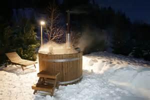 installer un bain nordique dans jardin conseils et