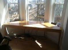 bay window desk i ve always wanted to home with bay windows and a window