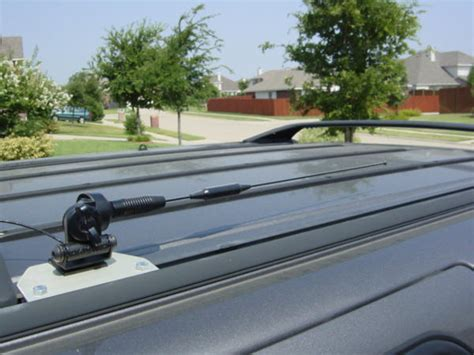 K40 Antenna Roof Mount - ford explorer quot no drill quot antenna mount
