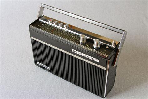 More Retro Radio Goodness From Eton by Grundig Transistor 305 Radio Retro