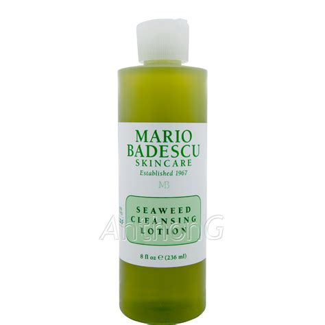 New Mario Badescu Seaweed Cleansing Lotion 236ml Aif612 mario badescu seaweed cleansing lotion sale