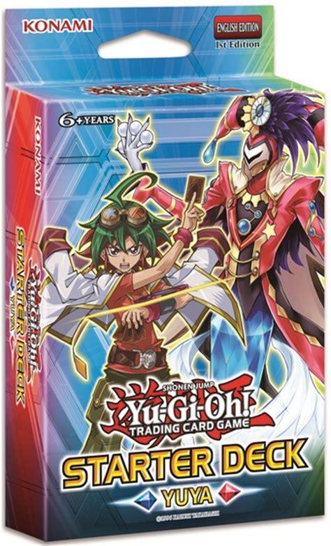 yugioh starter deck starter deck yuya yugioh card prices