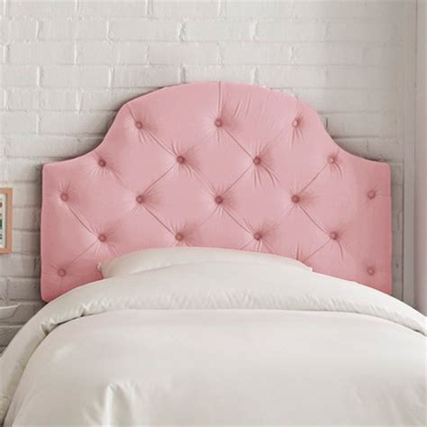 pink headboard things ideas for my girls