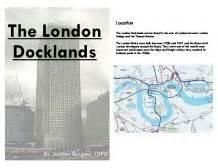thames barrier gcse regeneration of the london docklands gcse maths marked