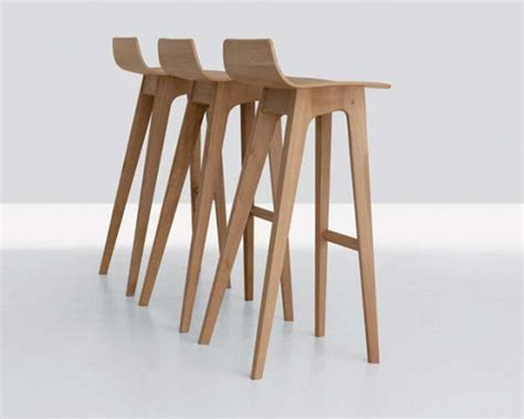 designer bar stool contemporary wooden furniture design iroonie com