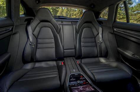 porsche panamera seat covers porsche panamera sport turismo review 2018 autocar