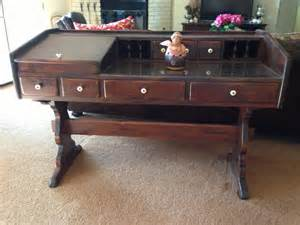 Ethan Allen Home Office Desk Items Similar To Ethan Allen School Desk Home Office On Etsy