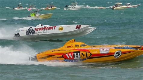 boat racing 2013 cocoa beach offshore boat race youtube