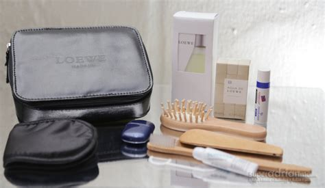 Tas Travel Kit Garuda Air Line Terlaris garuda indonesia class amenity kit
