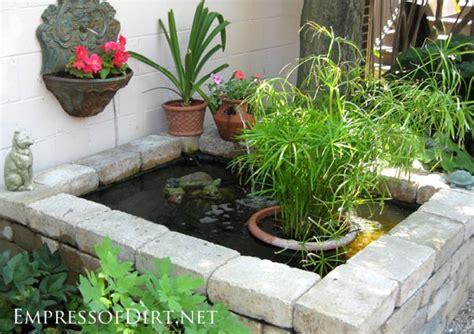 beautiful backyard pond ideas   budgets empress