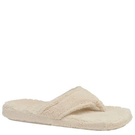 acorn spa slippers acorn new spa s slipper ebay