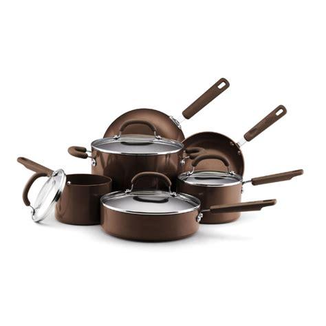 earth pan 2 ii 10 pc cookware set w sand flow go green ebay