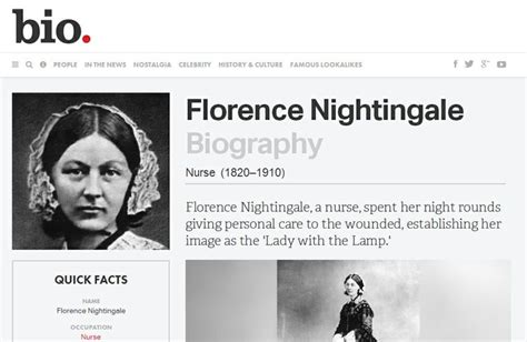 biography of florence nightingale m 225 s de 25 ideas incre 237 bles sobre florence nightingale