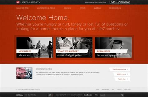 home design ideas website 35 creative home page designs web design showcase