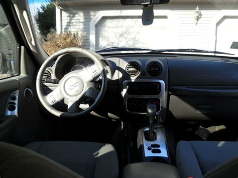 Jeep Liberty 2006 Interior 2006 Jeep Liberty Interior Pictures Cargurus