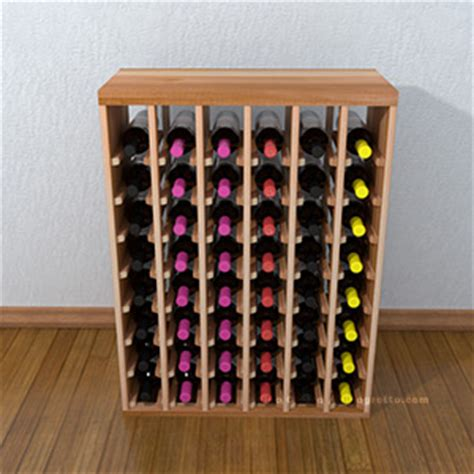 table top wine rack vino grotto premium wine cellars wine racks
