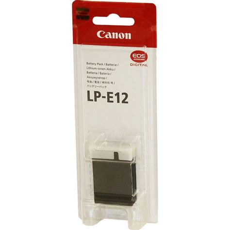 Canon Battery Lp E12 canon lp e12 battery pack drugs