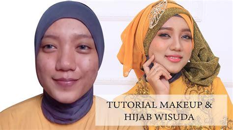 tutorial hijab wisuda youtube makeup untuk kulit berjerawat parah soft natural