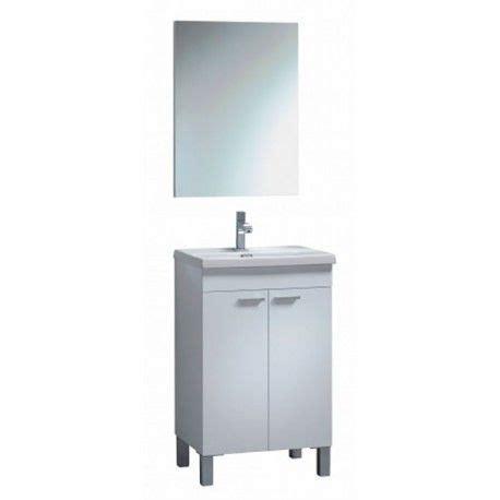 mueble cm ancho lavabo  espejo conjuntos muebles de