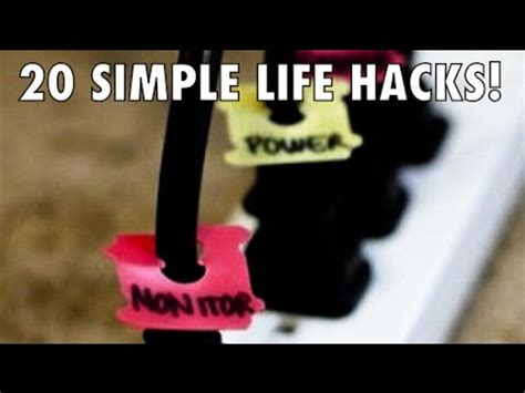 simple life hack how to ask for what you need spiral up 20 simple easy life hacks to save you time and money