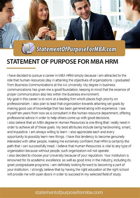 Sop For Mba Quora by Nmims Has The Procedure Of Writing A Statement Of Purpose