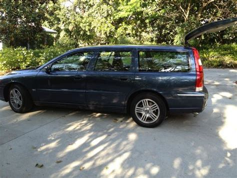 volvo s70 for sale by owner find used volvo s70 2006 wagon excellent one owner