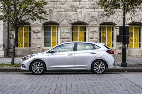 Hyundai Accent Hatchback 2020 by 2020 Hyundai Accent Se Hatchback Review Greene Csb
