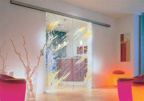 Living Room Glass Door Design Interior Glass Doors 11 Bright And Modern Interior Design