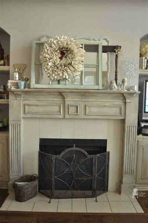 Painting A Wooden Fireplace Surround by 20 Awesome Chalk Paint Furniture Ideas Diy Ready