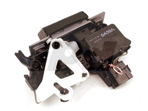 volvo tailgate latch assembly