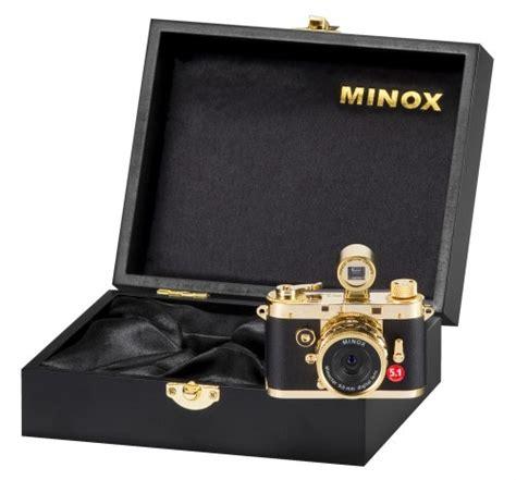 minox digital minox lanza una edici 243 n ba 241 ada en oro de su dcc 5 1 gizmos