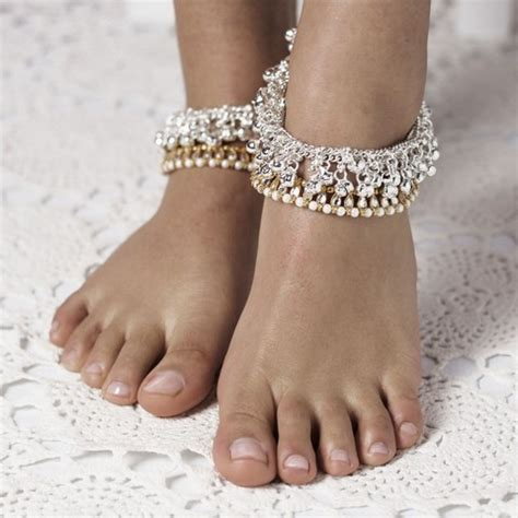 Pretty Anklets by Pretty Anklets For And Women014 Style Pk