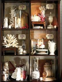 Contemporary Window Boxes - create a cabinet of curiosities