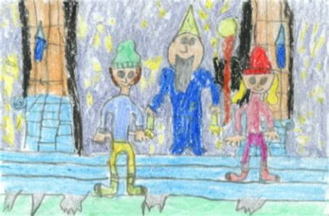 winter of the wizard book report the winter of the wizard written by pope osborne