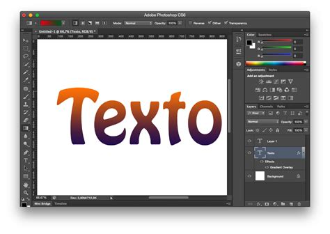 hacer imagenes png en photoshop c 243 mo crear degradado de color en letras con photoshop