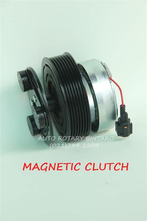Magnet Magnit Clutch Pully Puli Ac Mobil Toyota Hilux Merk Denso Asli ac mobil
