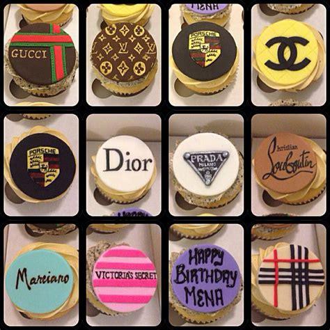 Topi Prada Gucci Lv Burberry Chanel designer cupcakes gucci louis vuitton porsche channel prada louboutin marciano