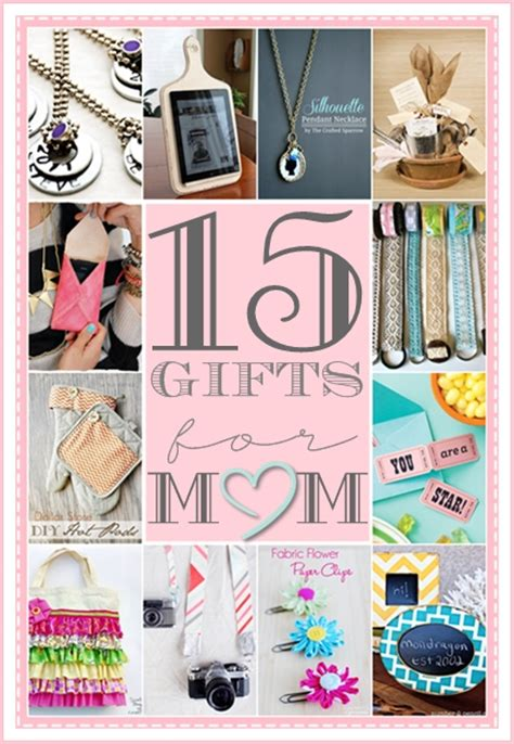 Mothers Day Handmade Gifts - handmade s day gifts the 36th avenue