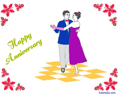 Happy Wedding Anniversary Animated Gif by Happy Anniversary Images Animated Cliparts Co