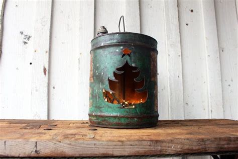 christmas tree lights gasses specs can tree light vintage gas green sinclair gift decoration repurposed rustic home