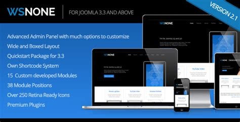 jekyll layout none ws none responsive clean joomla template by ws theme