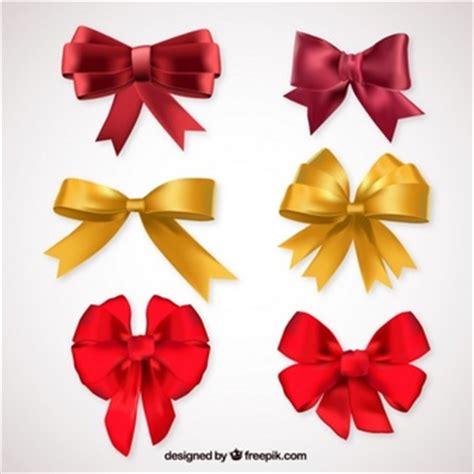 Ribbon Silver N Gold Pita Natal lacos de fita vetores e fotos baixar gratis