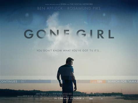 film gone girl adalah cr 237 tica de gone girl 2014 la inolvidable amy dunne el