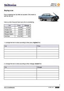 new car buying checklist pdf buying a car