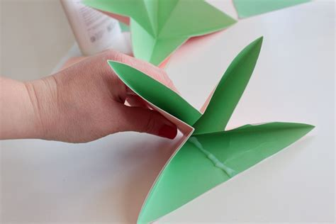Craft Work Paper Flowers - make a bouquet of beautiful paper flowers for s day