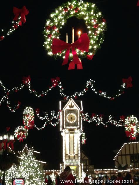 Town At Busch Gardens by Busch Gardens Town